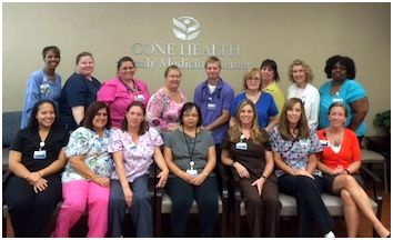 Family Medicine Center Staff