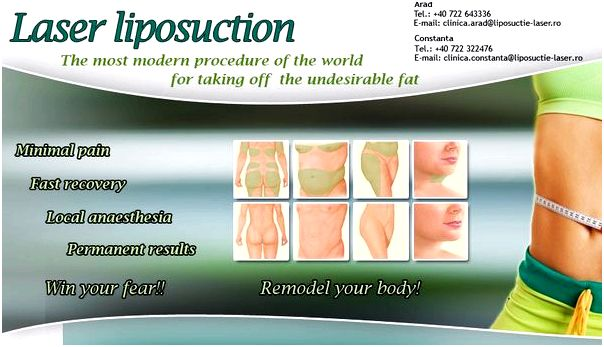 Laser lipolysis without suction: reality or myth? Surgery           Laser Lipolysis